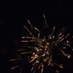 noc, fajerwerki, sylwester, petardy, sztuczne ognie, nowy rok