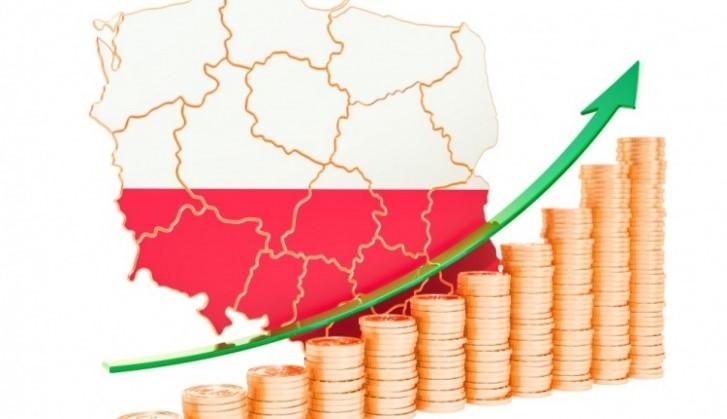 Polish Economy grew 4.7% in the fist quarter of 2019
